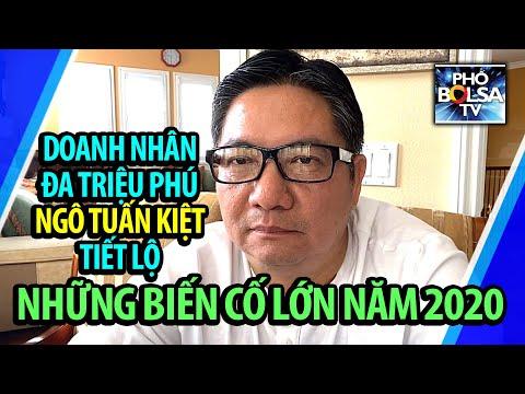 NÓNG: Đa triệu phú, chủ nhân Thiên Long Sơn tiết lộ nhiều biến cố cực lớn trên thế giới năm 2020