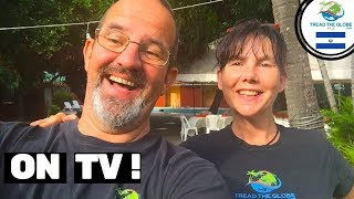 El Salvador Travel Guide | Ahuachapan to San Salvador for a TV Interview (2019)