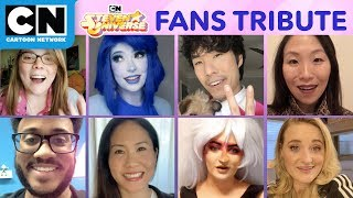 We Will Always Be Your Family: Fans Tribute | Steven Universe | Cartoon Network