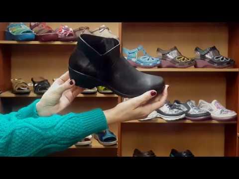 Женская демисезонная обувь Белорусской фирмы ОТИКО