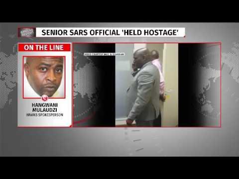 Hangwani Mulaudzi on SARS Hostage drama