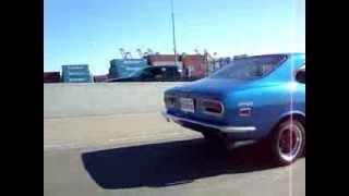 Mazda rotary 616 James