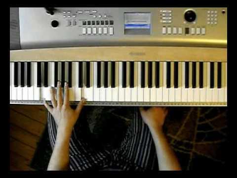 Tublatanka - Dnes (piano tutorial) by ORiKE
