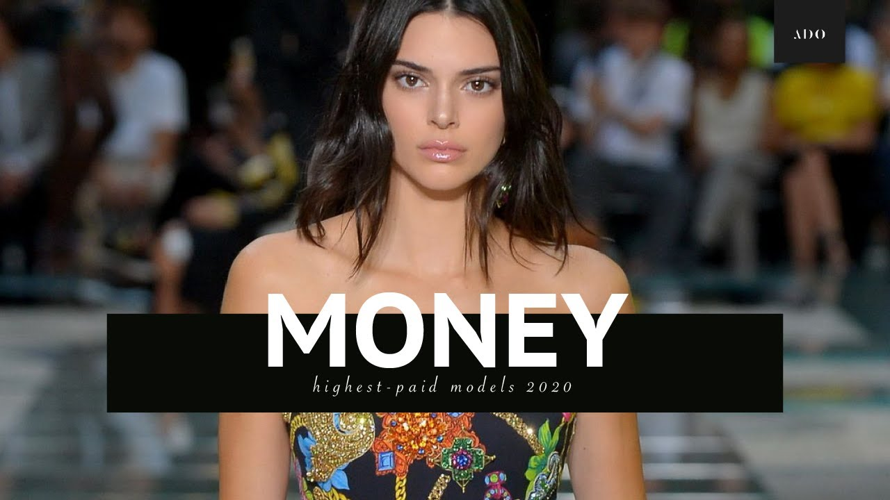 Top 10 | The World's Highest-Paid Models 2020