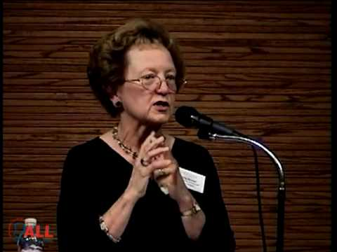 Judie Brown at Life Choices Gala (Part 2 of 2)