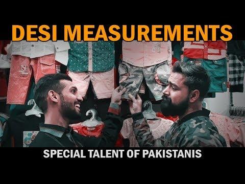 DESI MEASUREMENTS | Karachi Vynz Official
