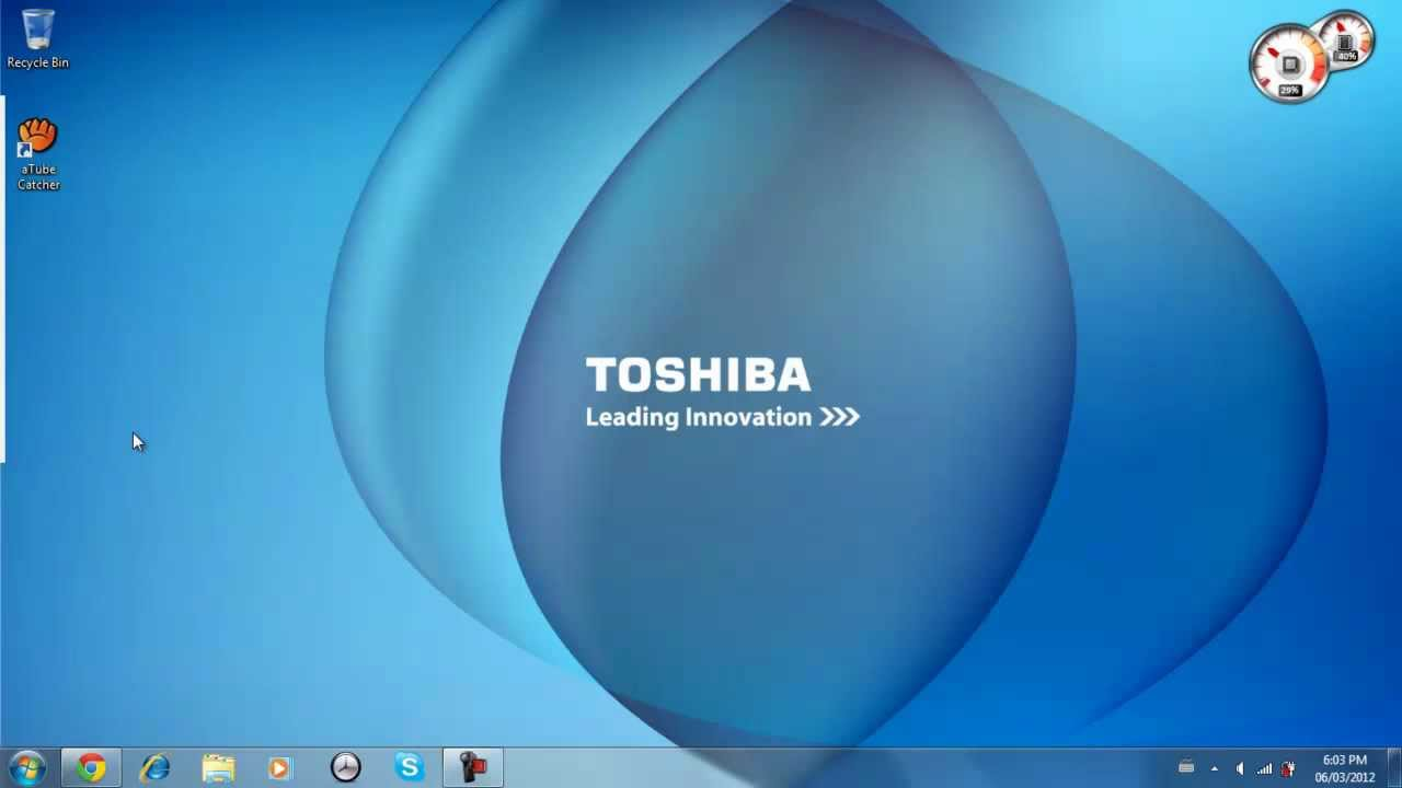 Toshiba Satellite P775 PC Health Monitor Driver