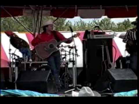 Mark Chesnutt - Blame It On Texas (Live)