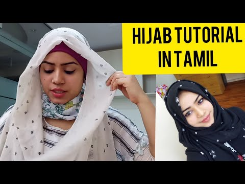 Hijab Tutorial | HOW TO WEAR HIJAB? | Muslim Hijab Style