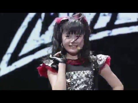 BABYMETAL - Doki Doki ☆ Morning「ドキドキ☆モーニング」Live compilation