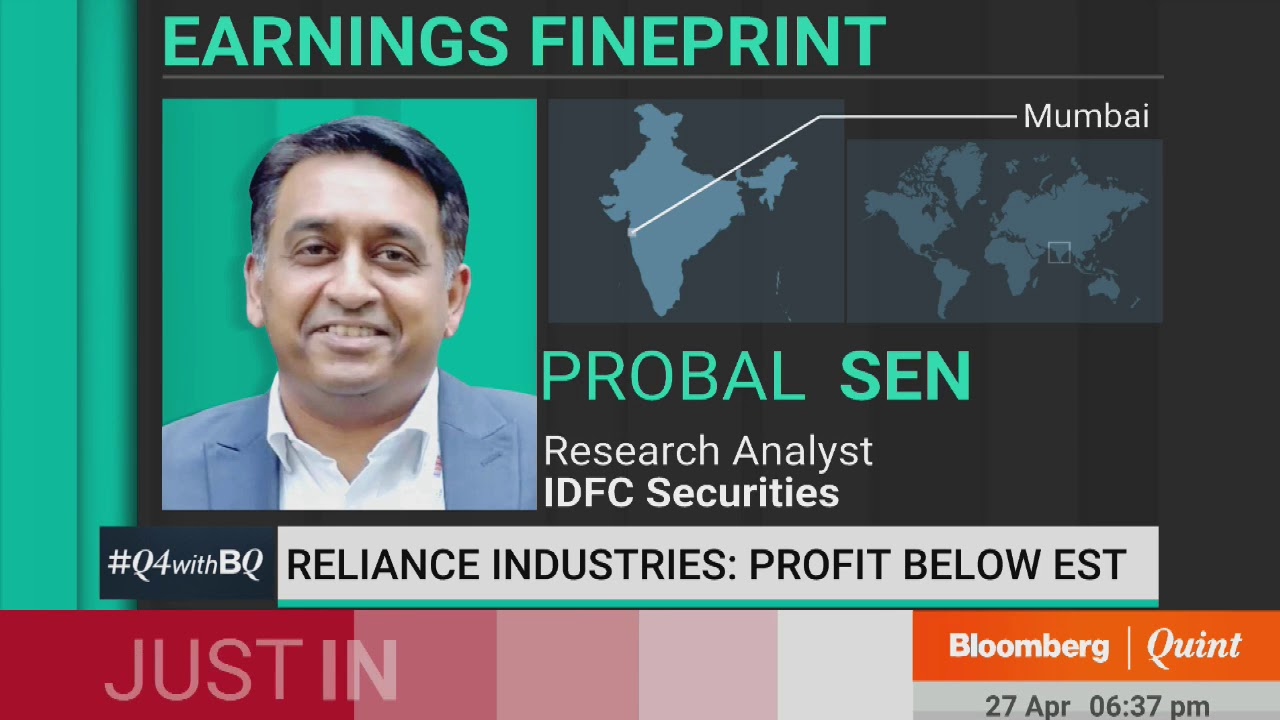 Q4 With BQ: Reliance Industries Earnings