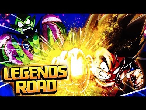 HOW TO BEAT LEGENDS ROAD! Top Teams & FREE Kid Goku | Dragon Ball Legends Guide