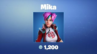 Mika | Fortnite Outfit/Skin