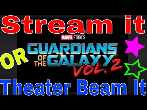 Stream it or Theater Beam it! Movie...
