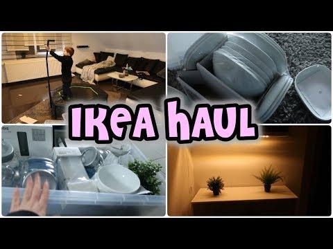 Ich War Mal Wieder Bei Ikea | IKEA Haul  + XXL VLOG | Nici