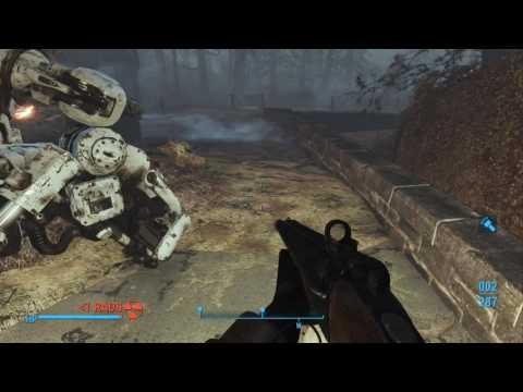 Let's Play - Fallout 4 Far Harbor DLC Part 1 |