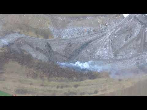 Новини Тернополя 20 хвилин: Пожежа на сміттєзвалищі. С. Плебанівка