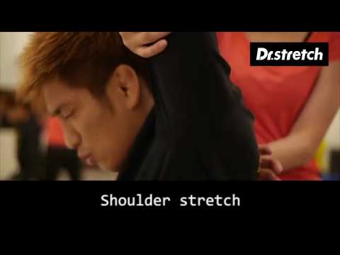Dr. stretch - Sponsor of IFBB Singapore Nationals