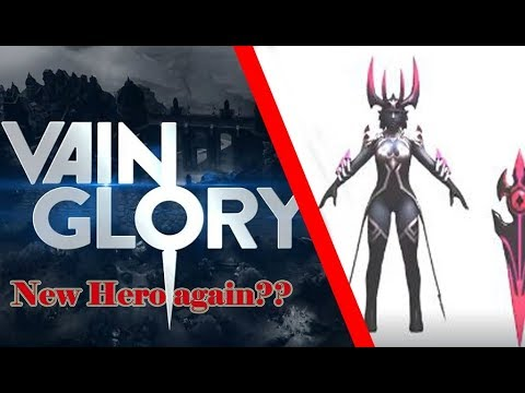 Another Upcoming Hero?? | Vainglory 5v5 Leaks