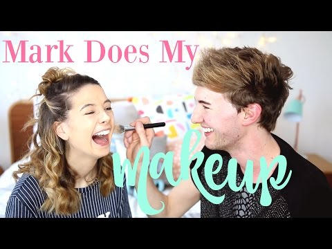 Mark Does My Makeup | Zoella