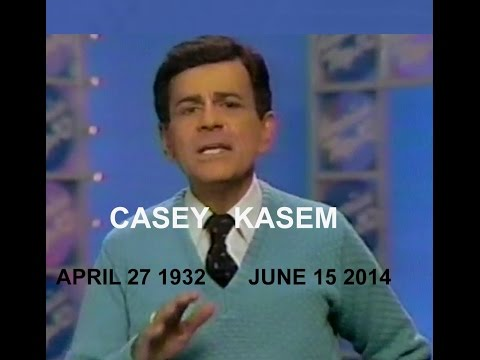 "CASEY KASEM -  1986 Countdown - ""AMERICA's TOP 10 MUSIC VIDEOS"""