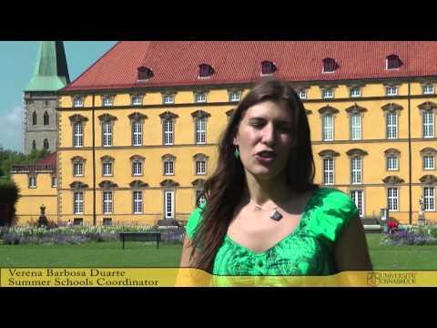 Three Reasons - International Summer Schools 2012 - University of Osnabrück