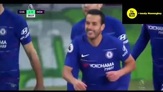 Chelsea Vs Newcastle 2-1 All Goals and Highlights 13012019