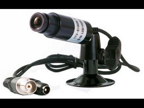 Ремонт камеры видеонаблюдения