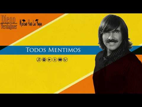 Todos Mentimos - Diego Verdaguer (Audio Oficial)