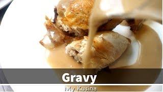 gravy-using-chicken-broth