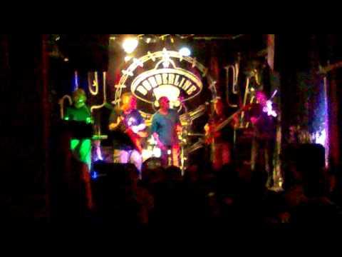 David Cross Band - Starless live at Borderline (Pisa) 18/2/2010 Pt. 1
