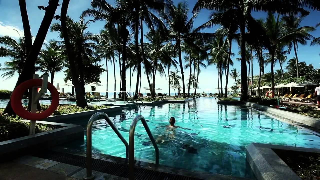 Centara Grand Beach Resort Samui Hd