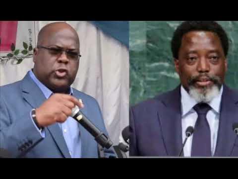 EYINDI: BAHATI LUKWEBO NOUS DÉVOILE L'ACCORD DE CACH ET FCC  ALORS POURQUOI L'UDPS NI