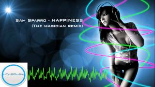 Sam Sparro - Happiness (The Magician Remix) [720p]