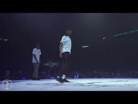 Hip hop Best 16 - Juste Debout 2019 - Zyko & Dykens VS Kuty & Rubix