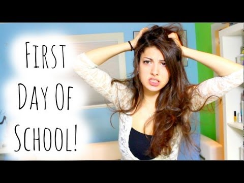 Thumbnail: Getting Ready for my First Day Of School!