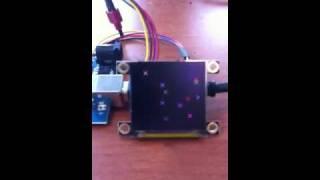 Arduino uoled-128-G1