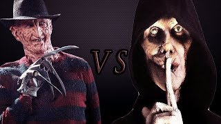 Bai Bai men vs Freddy Krueger  Masters Horror Battle 1 СЕЗОН 3 БИТВА