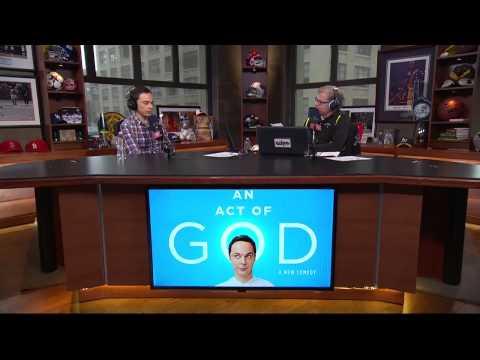 Jim Parsons In-Studio on The Dan Patrick Show (Full Interview) 6/16/15
