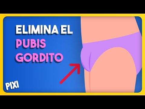 ejercicios para adelgazar el area del pubis