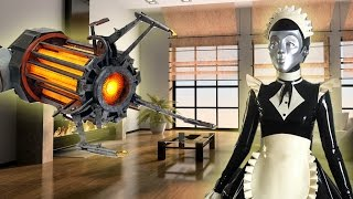 Top 10 Futuristic Gadgets For Your Home (that would be AMAZING)