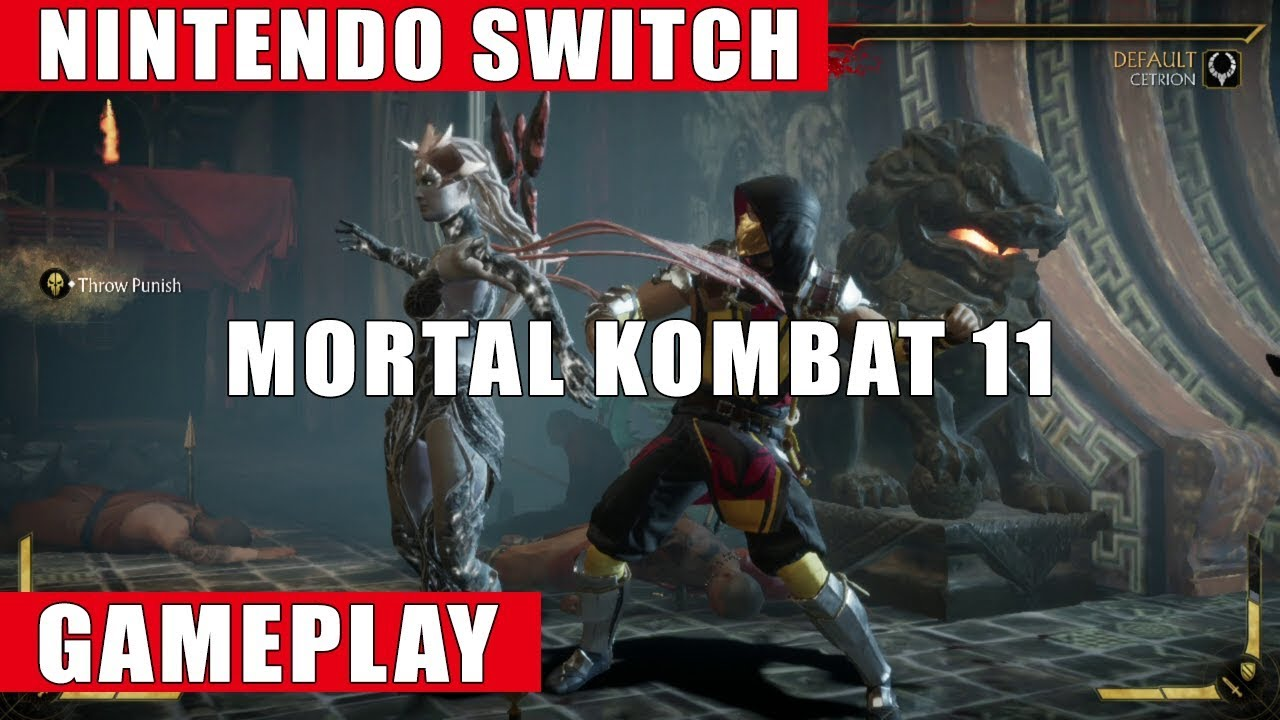Mortal Kombat 11 Review (Switch) | Nintendo Life