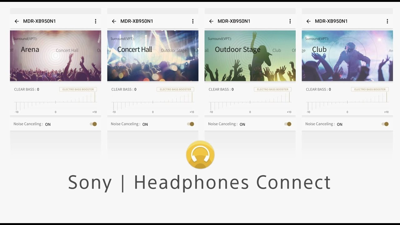 Sony Headphones Connect How The App Works Youtube Headphone Jack Wiring A Pair Of