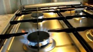 Газ-контроль в плите Gorenje