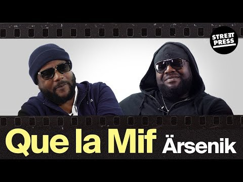 Youtube: Que la mif | Ärsenik