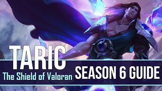 League of Legends Taric Guide | Season 6 | Patch 6.11