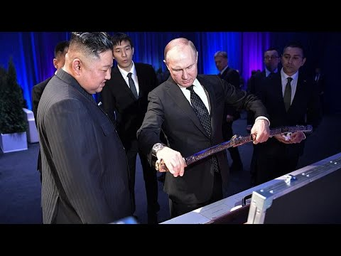 شاهد: كيف تصرف بوتين وكيم خوفا من -الخيانة- والفأل السيء- …  - نشر قبل 2 ساعة