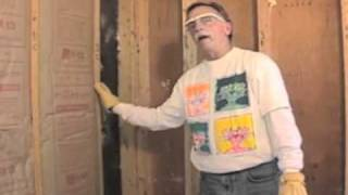 Download Video Right Vs Wrong: Installing Insulation Batts In Exterior Walls - Part One MP3 3GP MP4