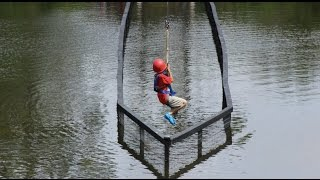 Gatorland - Family Friendly Zipline over Live Alligators