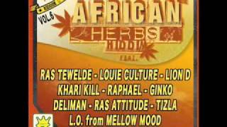 L.O. from Mellow Mood - Goddess Of Life (African Herbs Riddim, Bizzarri Records 2011)
